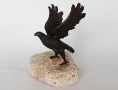 Cast Iron Eagle for Garden decoration