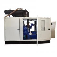 300kW Yuchai engine gas generator