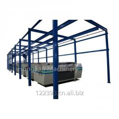 Fully Automatic Plating Line for Gravure Cylinder Making