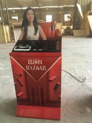 FACTORY SUPPLY POPULAR COLOR MAKEUP DISPLAY STAND FOR SHOP