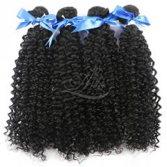 8A Brazilian Curly Hair Weave styles