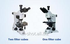 LED fluorescence microscope MF10-LED