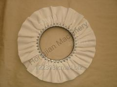 Cloth Buffing Wheel Polishing Wheel for Gravure