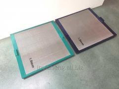 Панель обезвоживания металлическая в полиуретановой раме