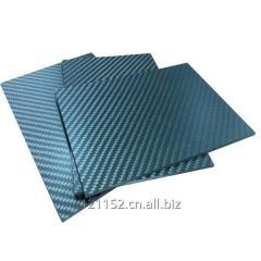3K Twill matte Size 400*500mm Prepreg carbon fiber plate 8mm