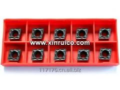 Manufacturer of carbide inserts