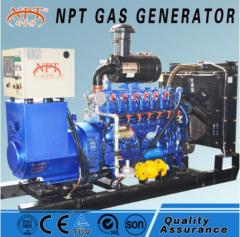CE approved 200 kw natural gas electricity generation efficiency