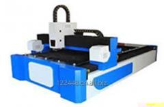 IR laser metal cutting machine