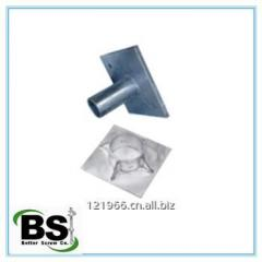 [Copy] New Construction Steel Underpininning Helical Brackets