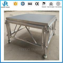 Economical and Practical Aluminum Combinated Stage