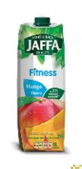 Jaffa 100% de jugo de Ucrania 1L néctar de piña.
