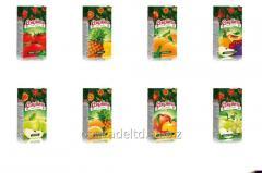 """Juice """"Sokovita"""" 0,95L. Ukraine."""