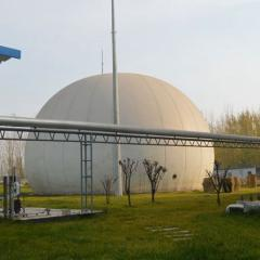 Easy install PVC soft material home biogas balloon