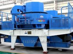 Artificial Vertical Shaft Impact Crusher Sand Maker