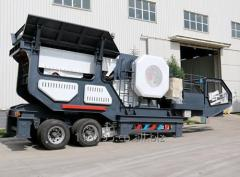 Latest Price of Mobile Stone Crusher