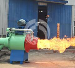 Wood Powder Burner