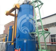 City Waste Plastic Gasifier
