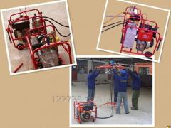 Man portable drilling TSP-20 oil prospecting