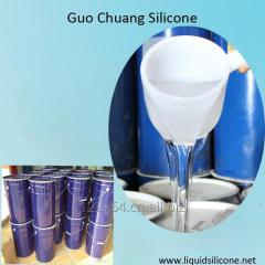 Addition cure liquid silicone rubber raw material for mold making
