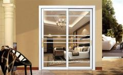 ALUMINUM DOORS 106 CLASSICAL SLIDING DOOR SERIES