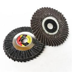 45-LEAF RADIAL CALCINED ALUMINUM OXIDE FLAP DISC SUPPLIER