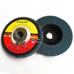 KINGSBA ZIRCONIA FLAP WHEEL SUPPLIER