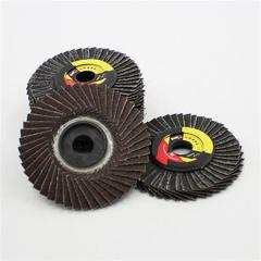 45-LEAF FLEXIBLE FLAP DISC SUPPLIER