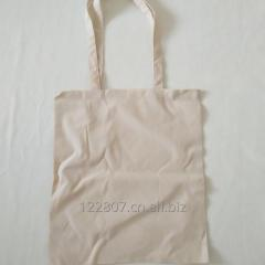Factory cheap white 59g simple tote bag for promotion