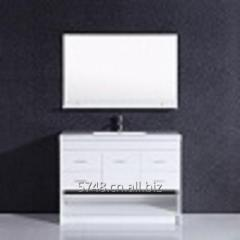 Model hotel design bathroom vanity cabinet