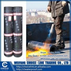 Roof material APP modified asphalt waterproof membrane bituminous flashing roll