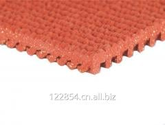 IAAF Prefabricated Rubber Running Track Rubber Sport Surface Roll Manufacturer