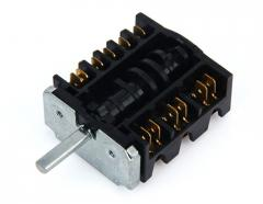 5 position cooker rotary switch 16a 250v t100
