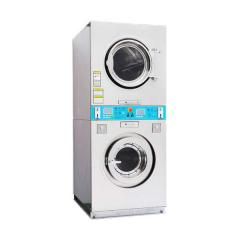 XGQP-SX Commercial Vended Stack Washer Dryer
