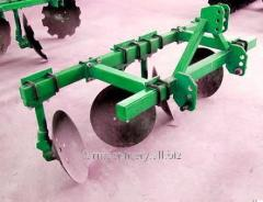 2 Rows Vegetable Field Ridger. Model: 1ZXQ-2