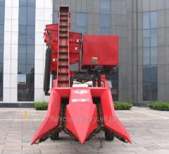 2 to 4 Rows Corn Harvester. Model: 4YW-2