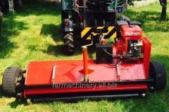 Бензиновая газонокосилка  ATV