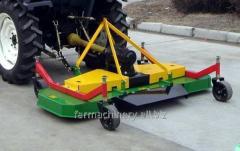 Cortador de acabamento para o trator. Modelo: FM-120