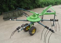 Hay Rake Tedder. Model: HRT250