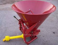 Round Mini Spreader. Model: SDR250