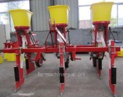 옥수수와 콩의 정밀 심기 기계. 모델 : 2BJF-3