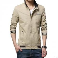 Jacket for teenagers, 100% cotton