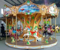 Luxury Carousel Activity Quality Carousels From