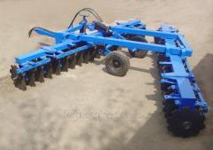 Heavy Harrow. Model: 1BZ-4.0