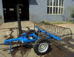 Hay Rake with Mower. Model: 9GBL-1.4