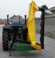 Verge Offset Disc Mower. Model: DM-135