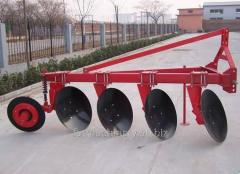 Unilateral Disc Plough. Model: 1LYQ-315