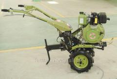 Moto-cultivator. Model: 1WG-4105 (with 178F diesel engine)