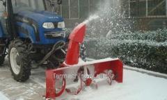 Mașină de curățat zăpada. Model: 618FRT