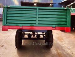 Common Single Axle Trailer. Model: 7C-1/7CX-1