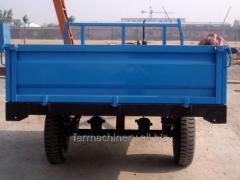 Common Single Axle Trailer. Model: 7C-2/7CX-2